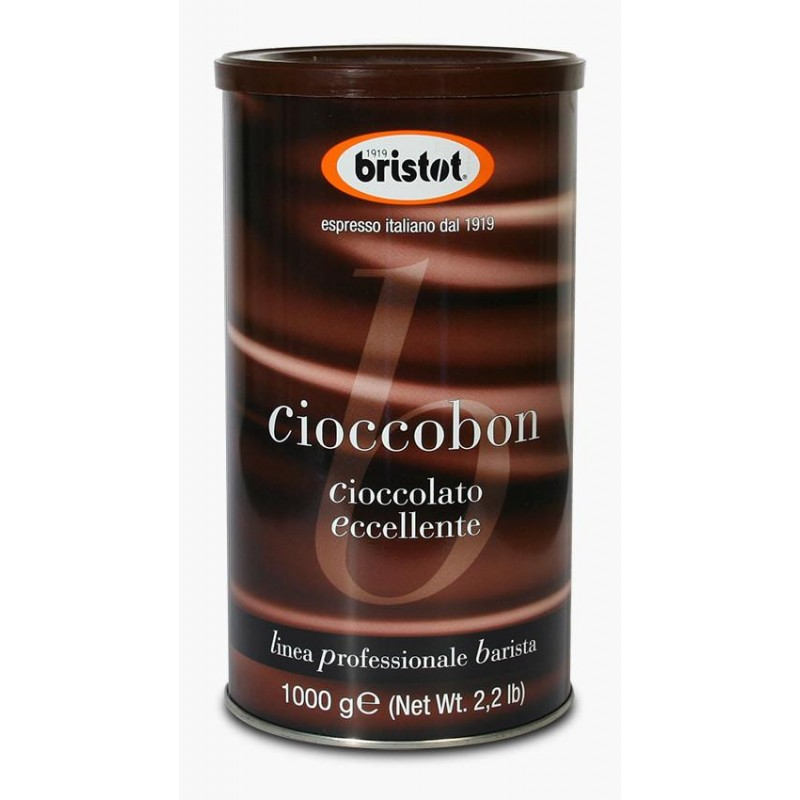 Bristot Cioccobon Hot Chocolate (1kg Tin)