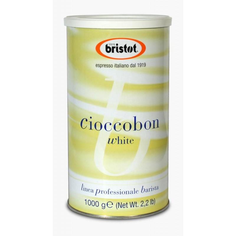 Bristot Cioccobon White Hot Chocolate 1Kg
