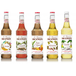 Monin Syrup Chai 70cl