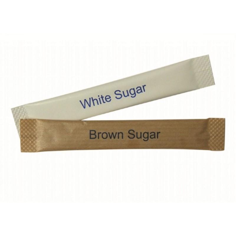 Reflex Brown Sugar Sticks 2.5 Kg Case