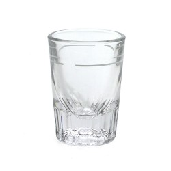 Shot Glass 2oz (Lined at 1 oz)