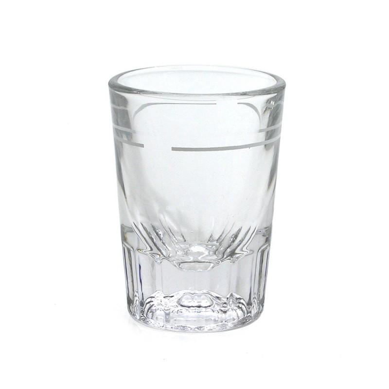 Shot Glass 2oz (Lined at 1 oz)