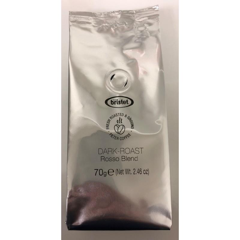 Bristot Rosso Filter Coffee (Dark Roast)