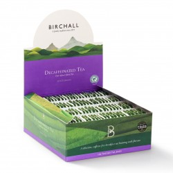 Birchall Decaffeinated Tea Fairtrade (100 Tagged Bags)