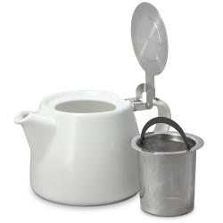 Forlife Stump Teapot - White